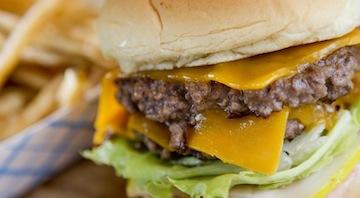Burger, Fries and a Plane Crash